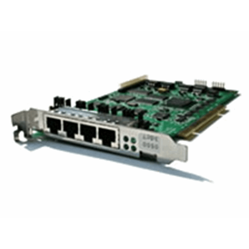 Gigaset PCI Card 4x FXS EC (Digium) for Gigaset T300 and T500
