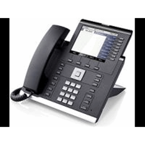 OpenScape Desk Phone IP 55G Icon Black