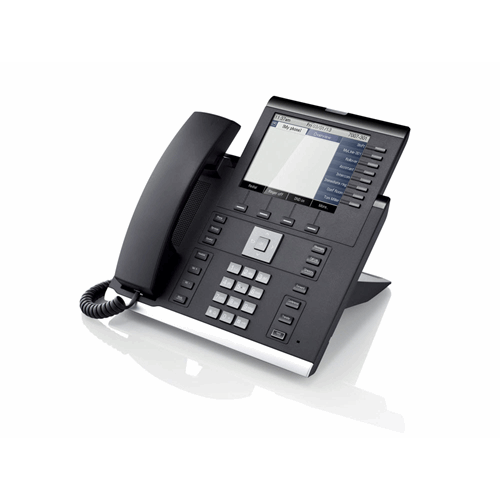 OpenScape Desk Phone IP 55G SIP Text Black