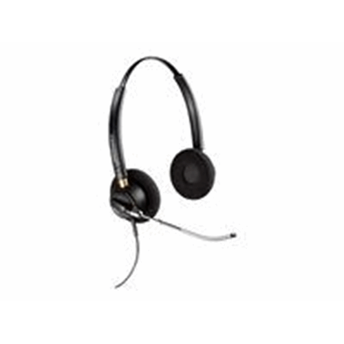 Plantronics EncorePro HW510V mono met voicetube