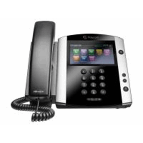 Polycom VVX 600 Bluetooth, HD Voice PoE
