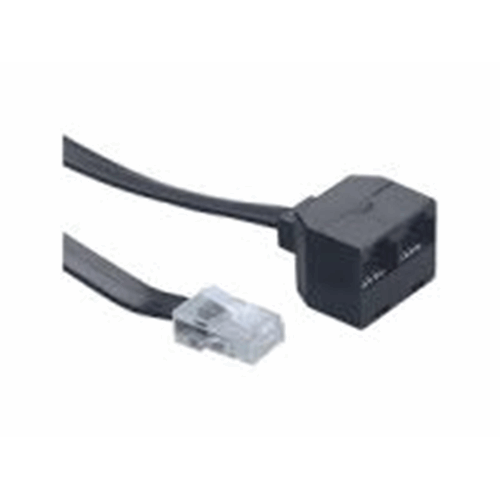 RJ45-RJ45 Adapter Cable (0.1m) for  SLAV16R card in OSBiz X3R/X5R