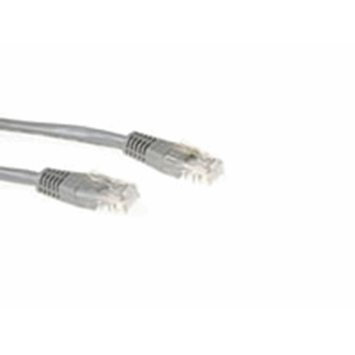 UTP Cat6 LAN cable for wall mounting