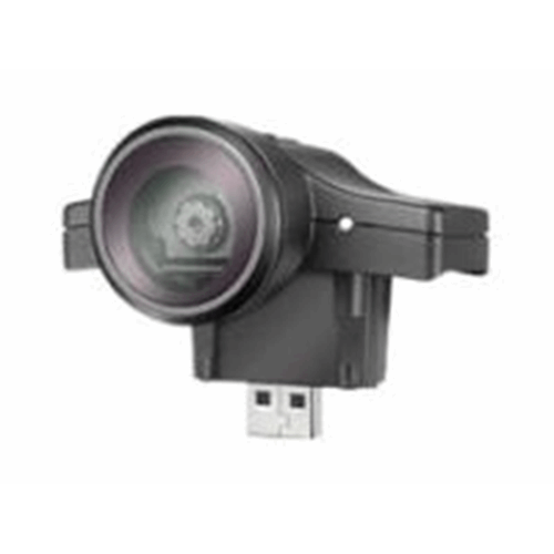 VVX Plug-n-Play USB camera for use with the VVX 500/600 Business Media phones