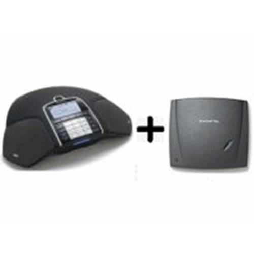 Konftel 300Wx wireless conference phone with DECT Base