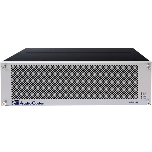 MP-1288 high density analog gateway with 72 FXS ports