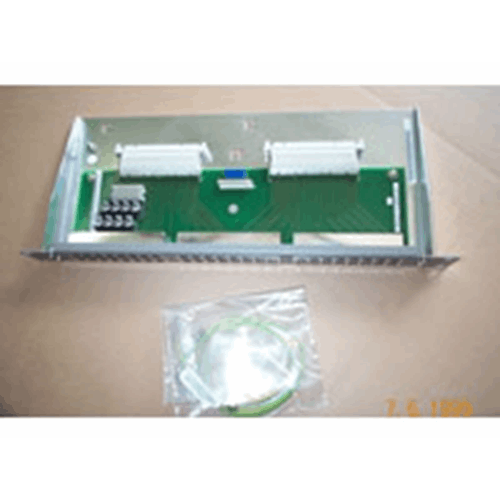 Patch Panel 48x RJ45, 2-pin, without