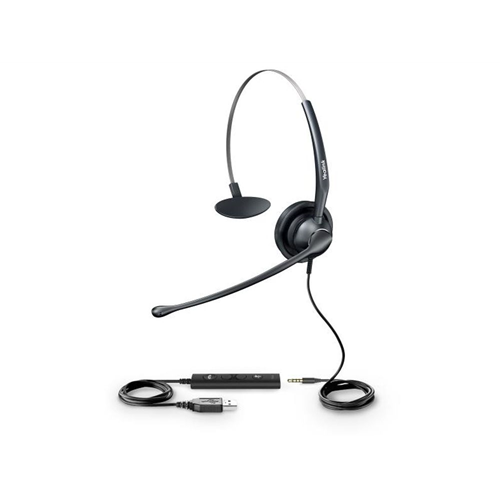 UH33, USB Headset IP phone (V83 vereist T4s,T5)