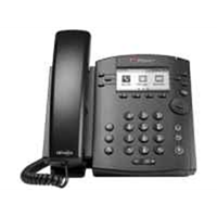 VVX 300 6-line Desktop Phone HD Voice