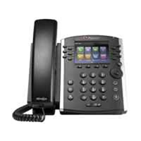 VVX 400 12-line Desktop Phone HD Voice