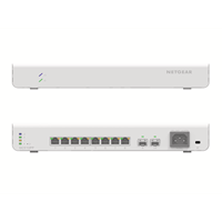 Insight GC510PP 8-poorts smart cloud switch PoE+