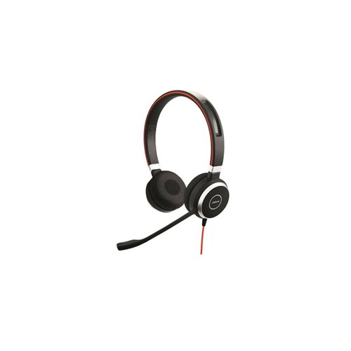 Jabra EVOLVE 40 Stereo 3.5mm Jack Headset only