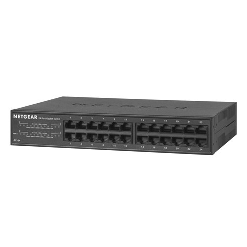 24PT GE UNMANAGED SWITCH